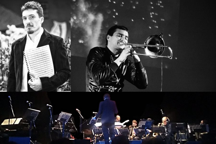 Martini Big Band con Gianluca Petrella